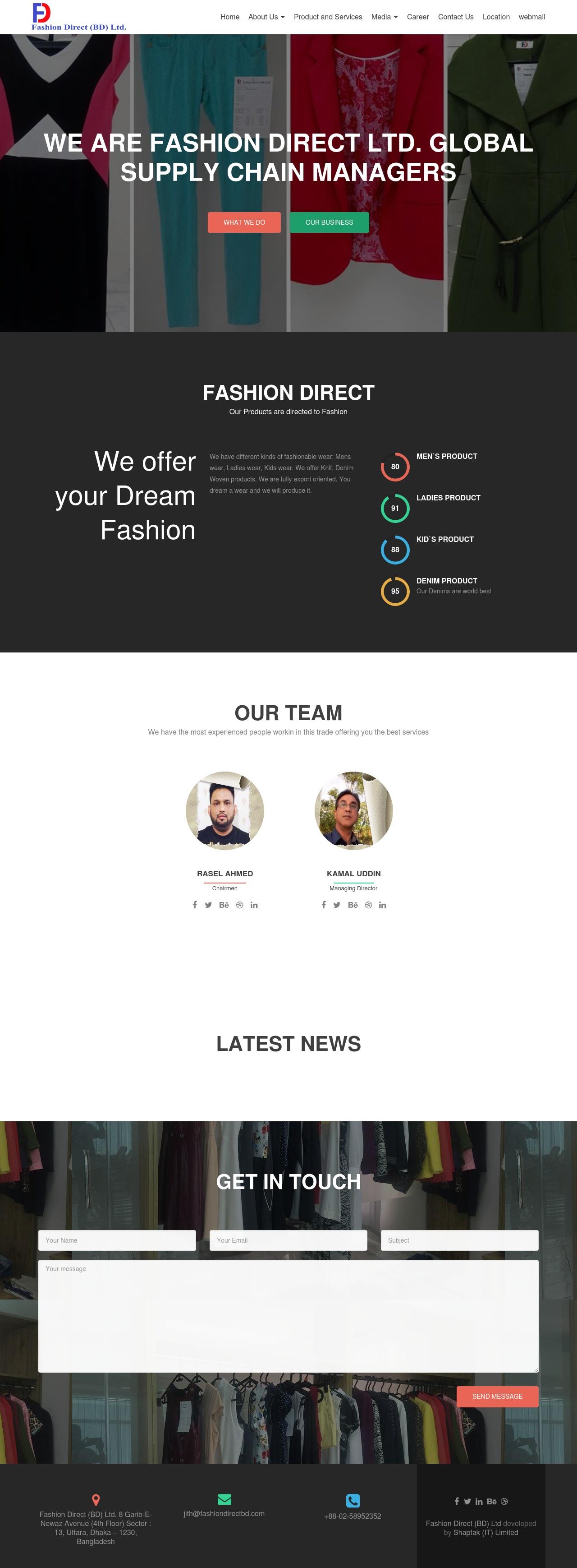 Fashion Direct Limited